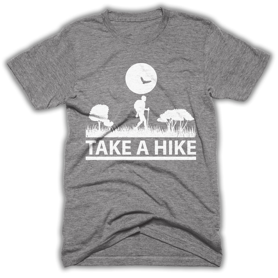 Take A Hike Mens Shirt