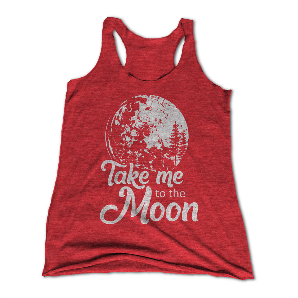 womens moon shirt