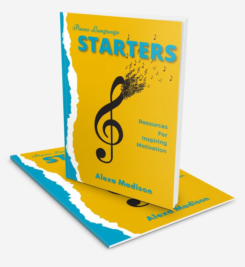 Piano Language Starters - Piano Language