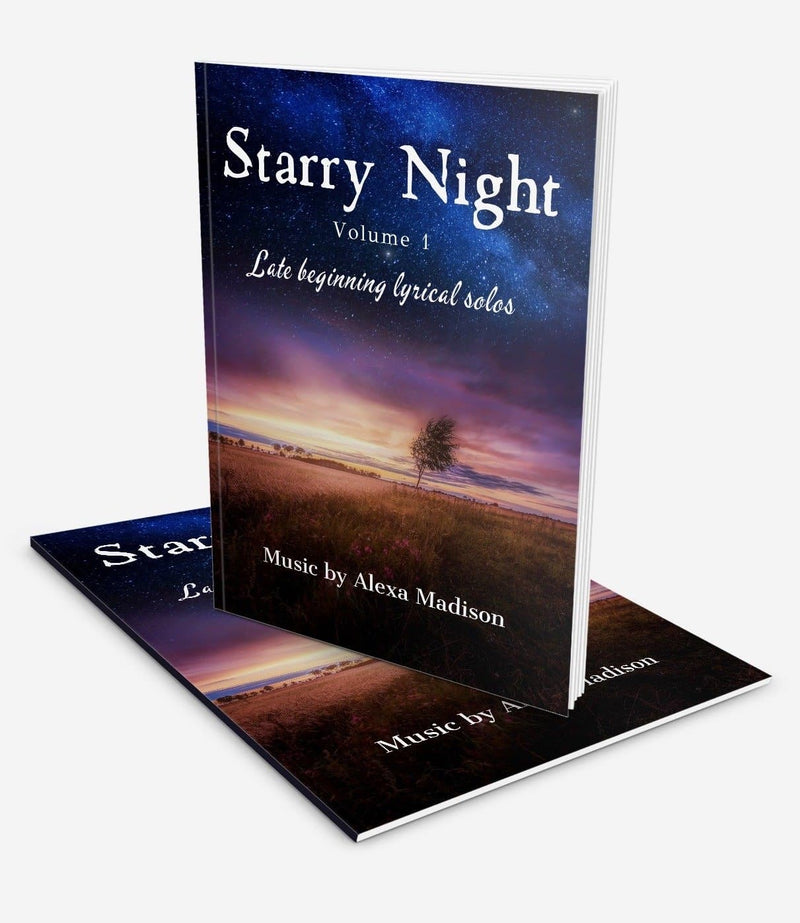 Starry Night Volume 1 - Piano Language