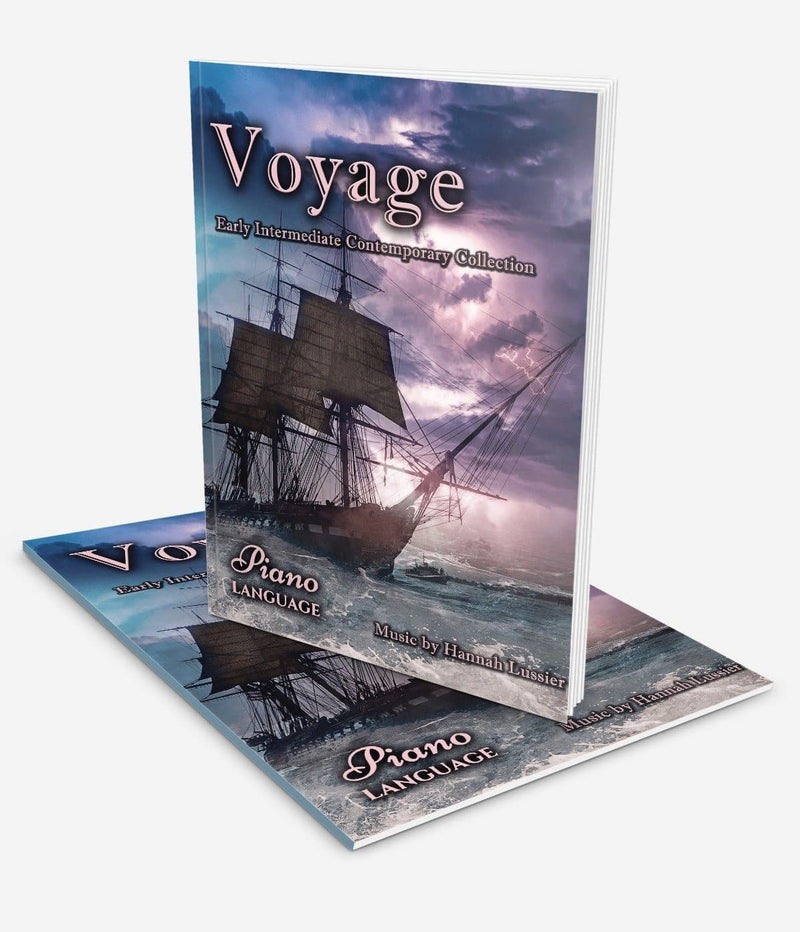 Voyage - Piano Language