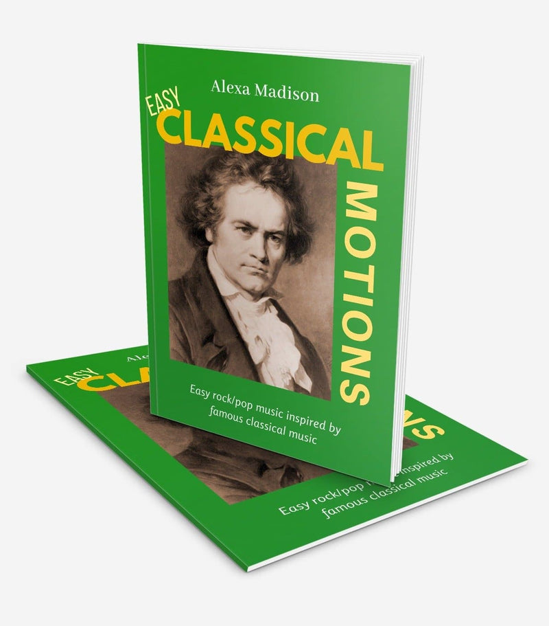 Easy Classical Motions - Piano Language