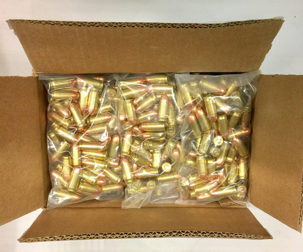 45 ACP  230 Gr FMJ RELOAD Target Load 1000 Round Case. $13.85 per 50 rounds