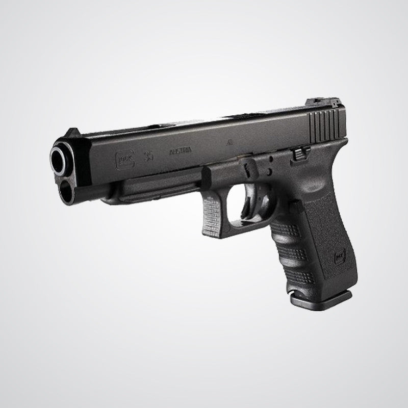 Glock 35 - Full size 40s&w w/extended barrel and line of sight