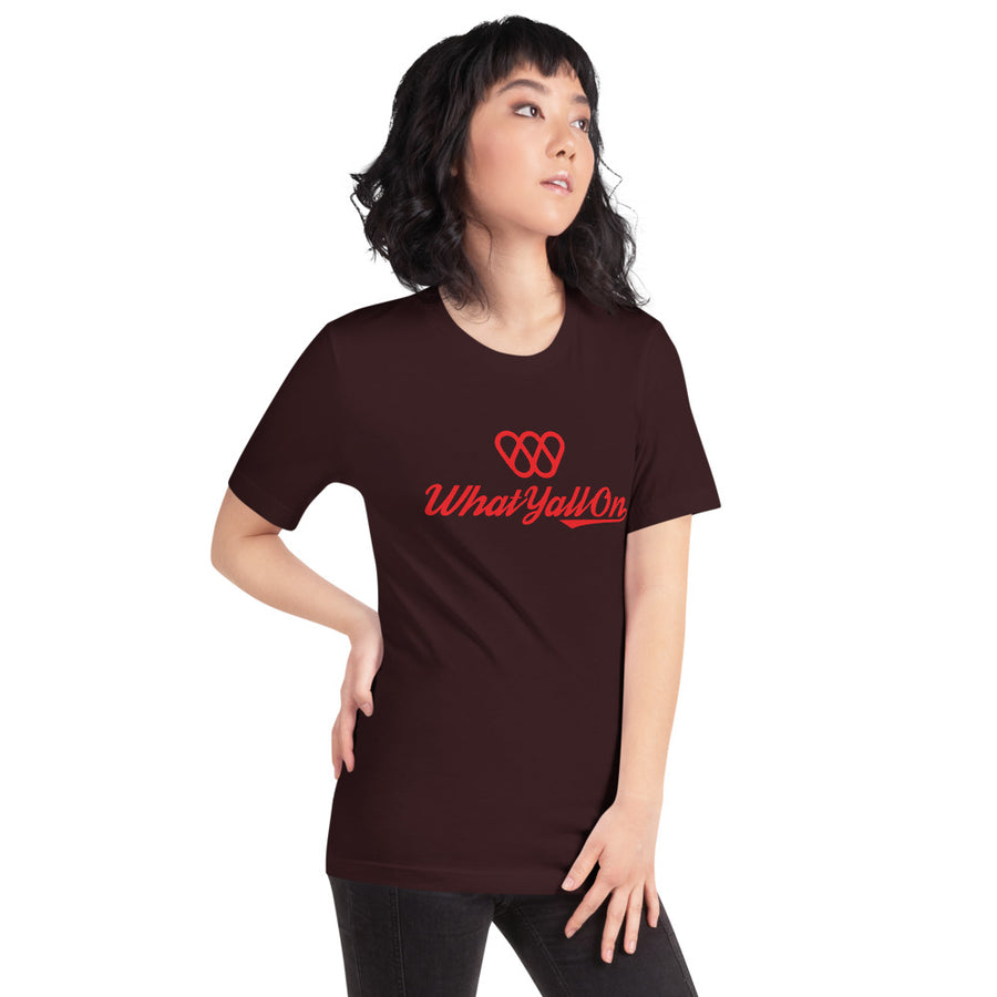 WhatYallOn Design T-Shirt
