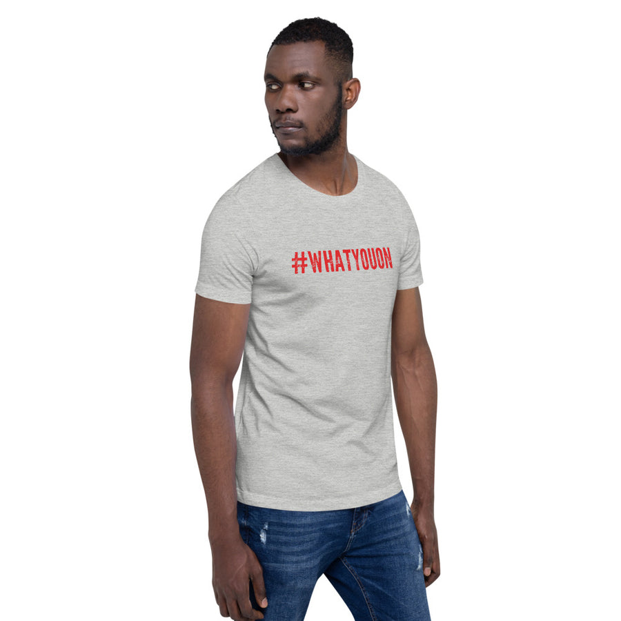 WhatYallOn Short-Sleeve Unisex T-Shirt