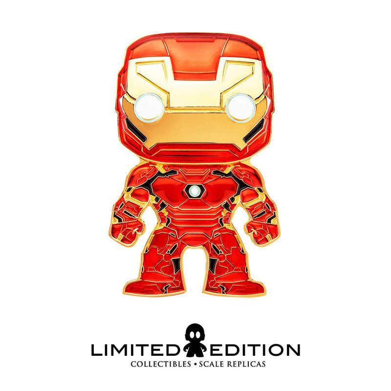 Funko: Pin – Iron-Man (Marvel – LG ENML)