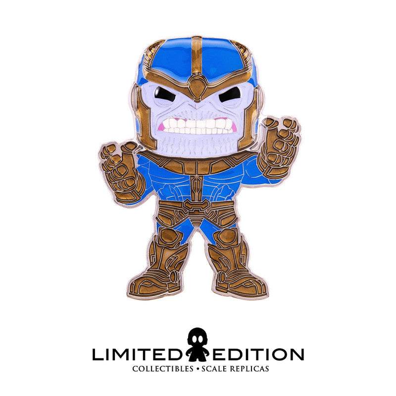 Funko: Pin – Thanos (Marvel – LG ENML)