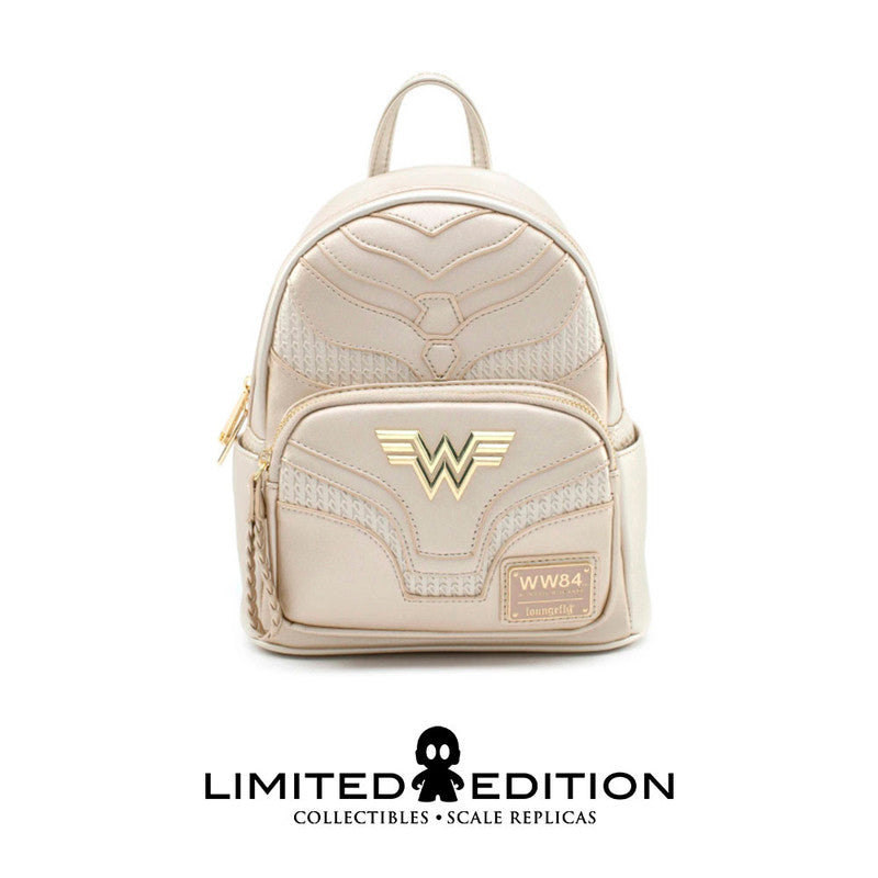 Loungefly Mini Backpack Wonder Woman 84 Cosplay