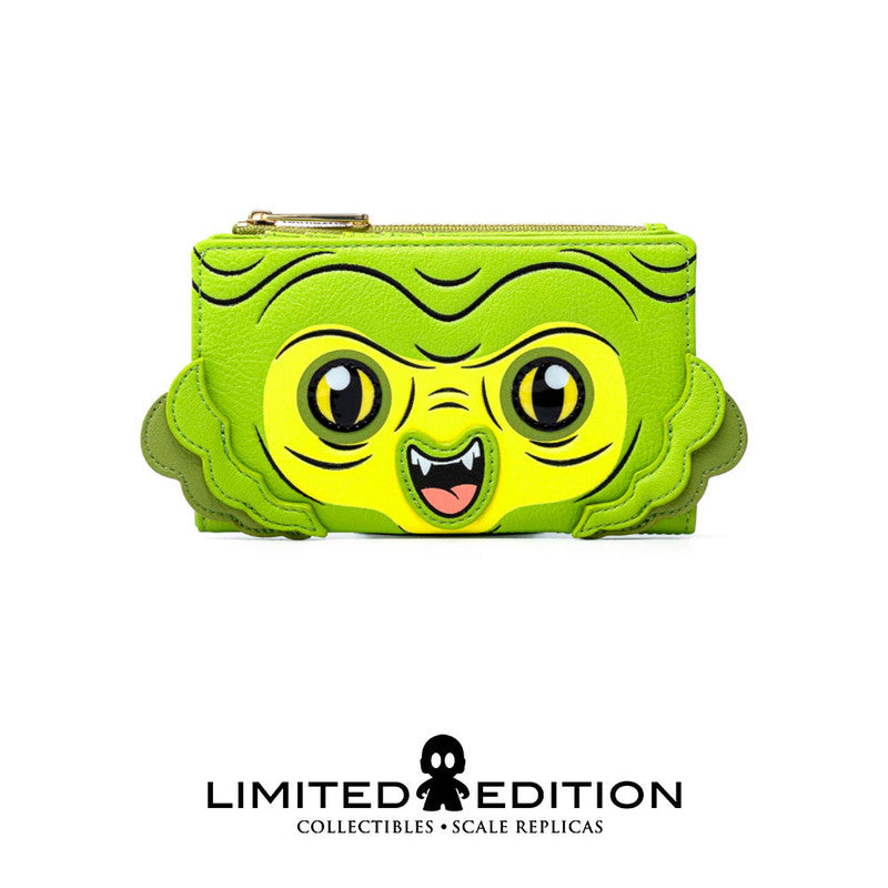 Loungefly Universal Monsters Creature Of Blk Lagoon Cosplay Wallet