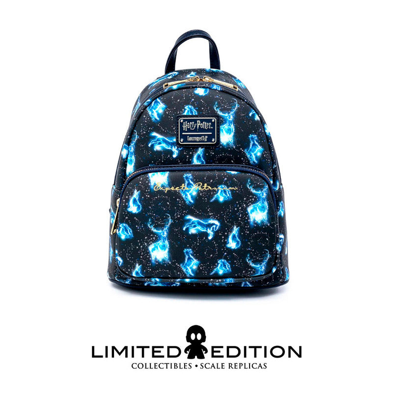 Loungefly Harry Potter Patronus Mini Backpack