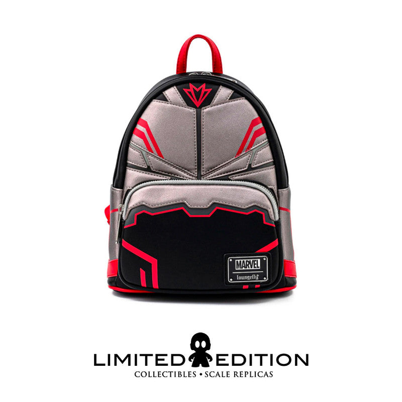 Loungefly X Marvel Falcon Wing Cosplay Mini Backpack