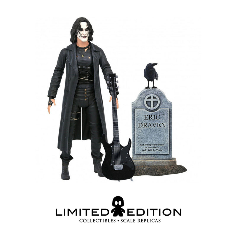 limited edition Diamond Select Toys Figura Articulada The Crow