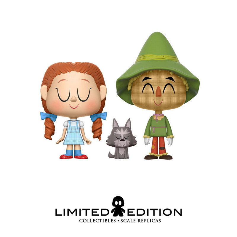 Funko Vynl: Dorothy y Toto The Scarecrow 2 pack - Wizard of Oz