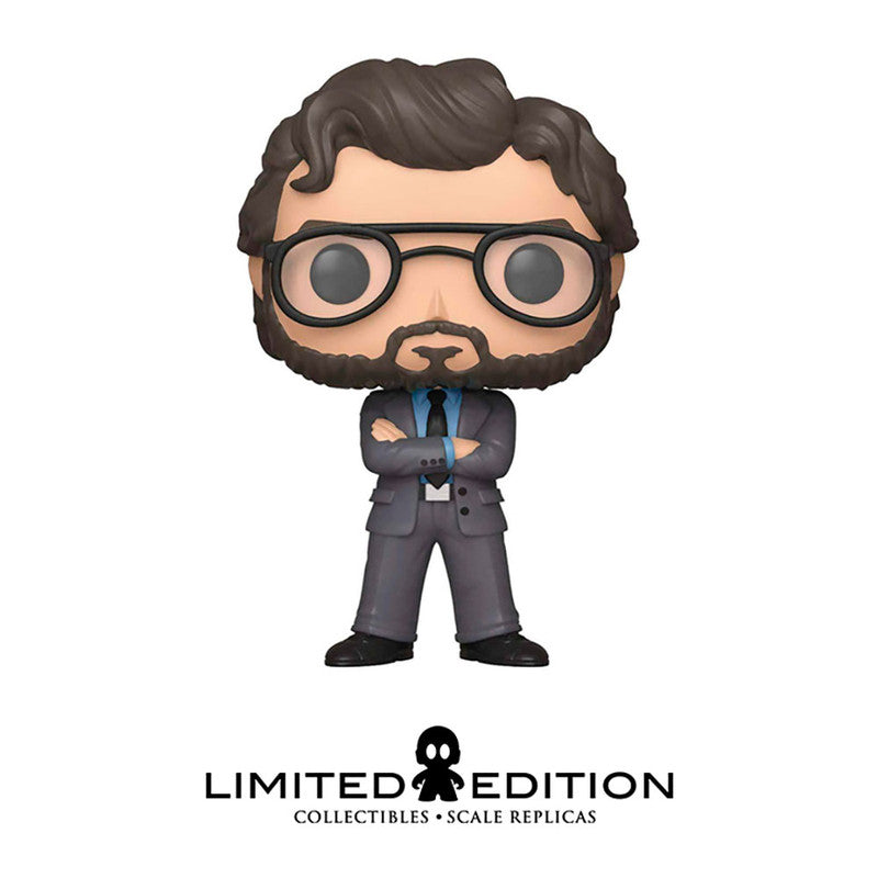 Funko Pop The Professor 744 La Casa De Papel