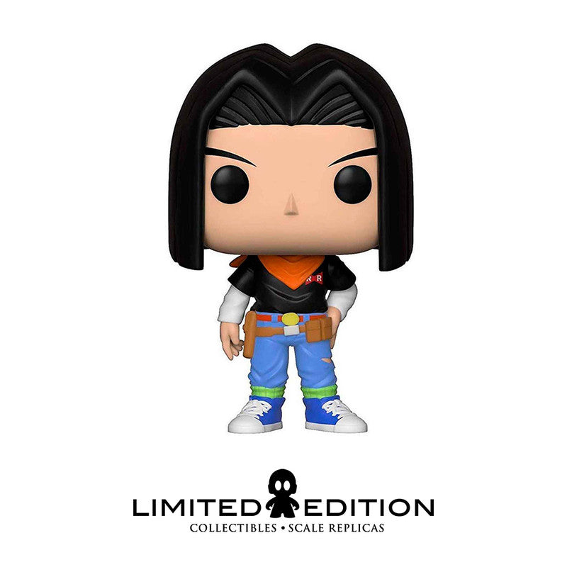 Funko Pop Androide 17 529 Dragon Ball
