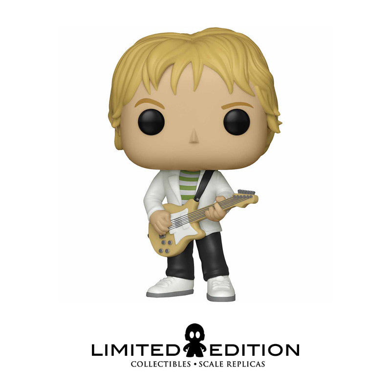 Funko Pop Andy Summers 120 The Police