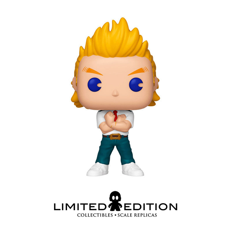 Funko Pop: Mirio Togata Special Edition – Pop Animation – MHA