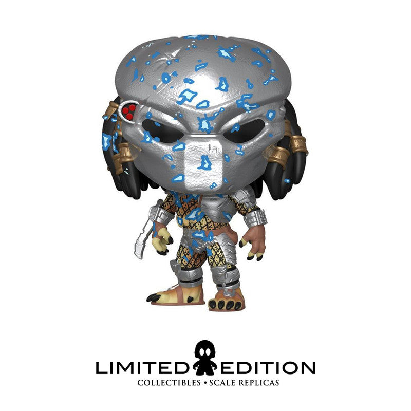 Funko Pop: Predator con Electric Armor SE – Pop Movies – Predator
