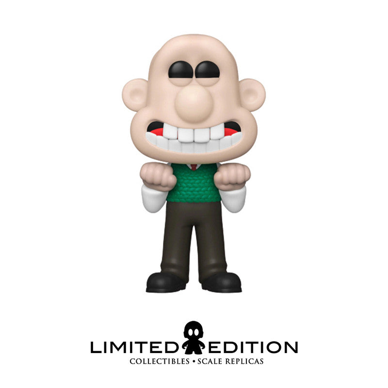 Funko Pop: Wallace – Pop Animation – Wallace y Gromit