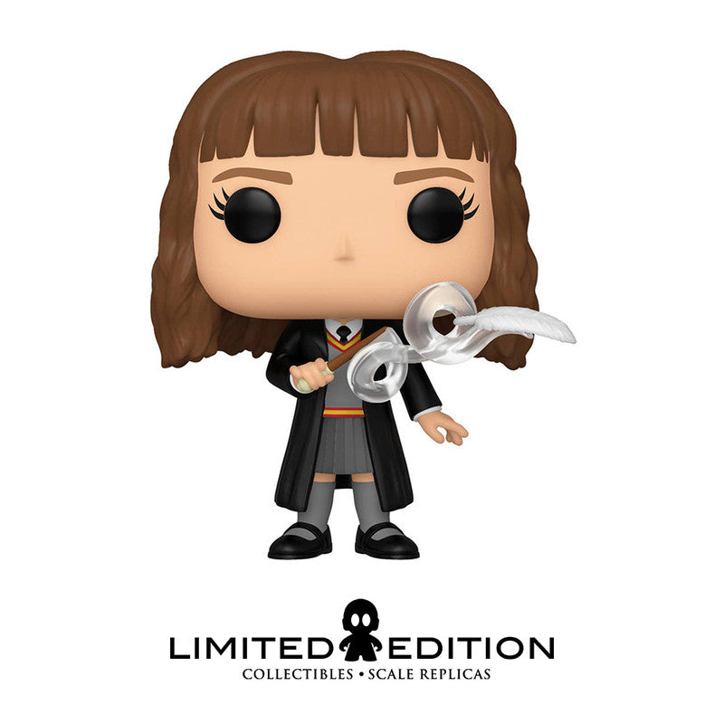 Funko Pop Hermione con pluma 113 Harry Potter