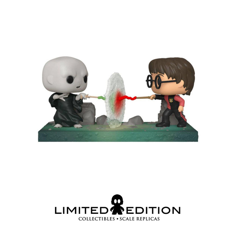 Funko Pop: Harry VS Voldemort Movie Moment - Pop Movie – HP