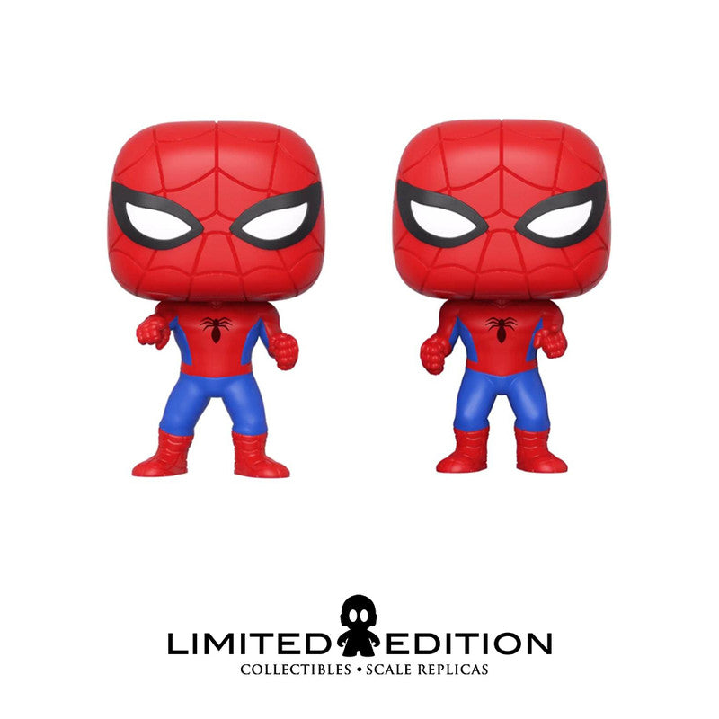 Funko Pop Spider Man VS Spider Man Marvel