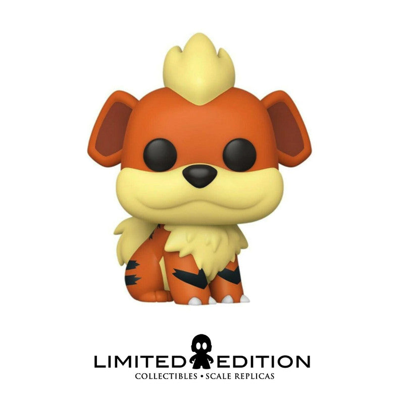 Funko Pop Growlithe 597 Pokémon
