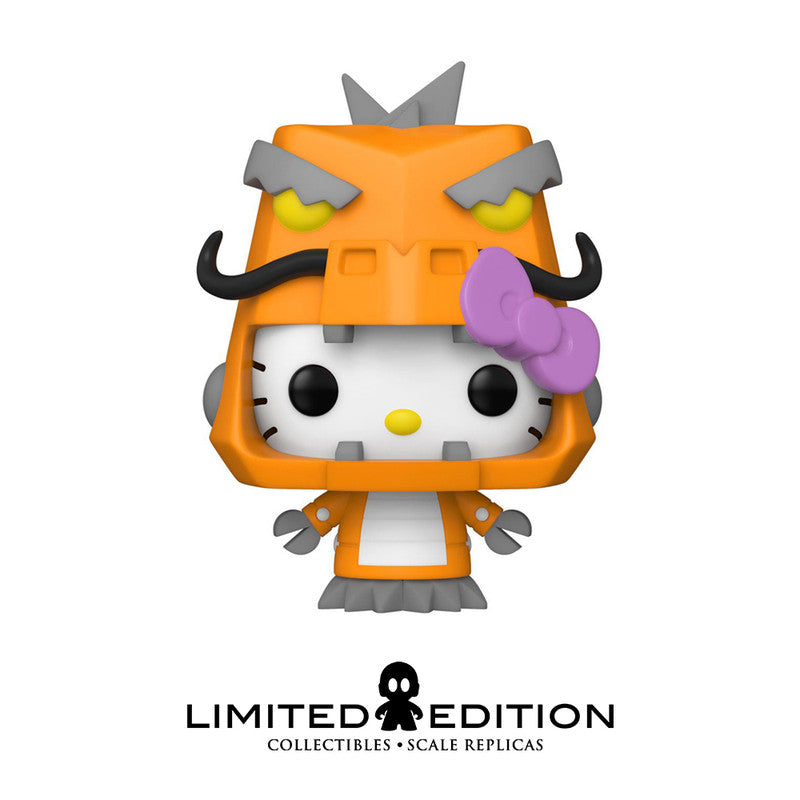 Funko Pop Mecha Kaiju 44 Hello Kitty