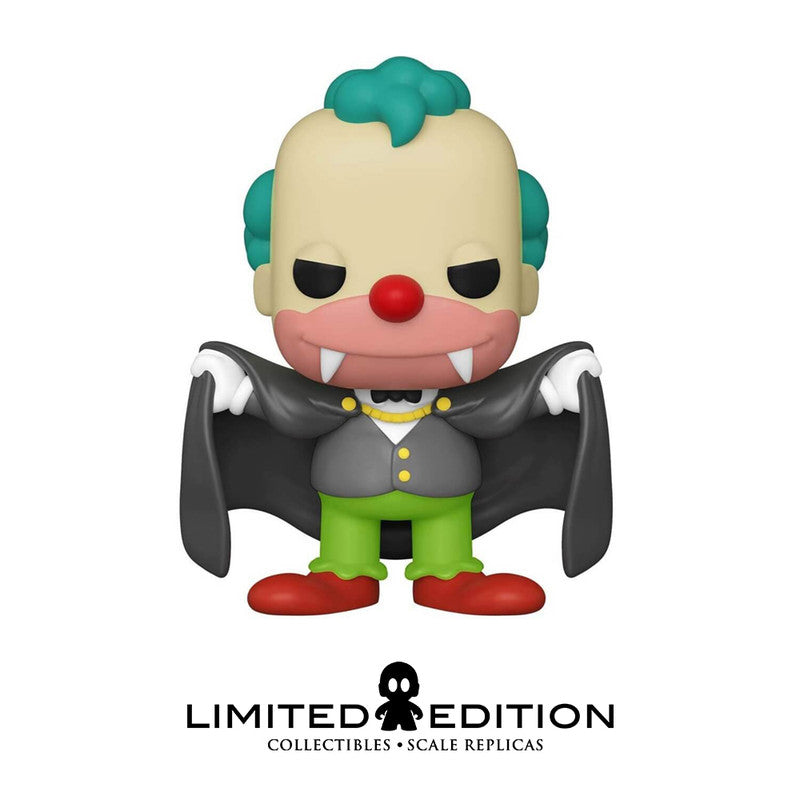 Funko Pop Krusty Vampiro 1030 Pop Television Los Simpsons