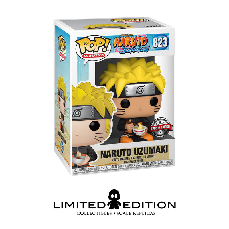 Funko Pop Naruto Uzumaki 823 (Exclusivo) Naruto