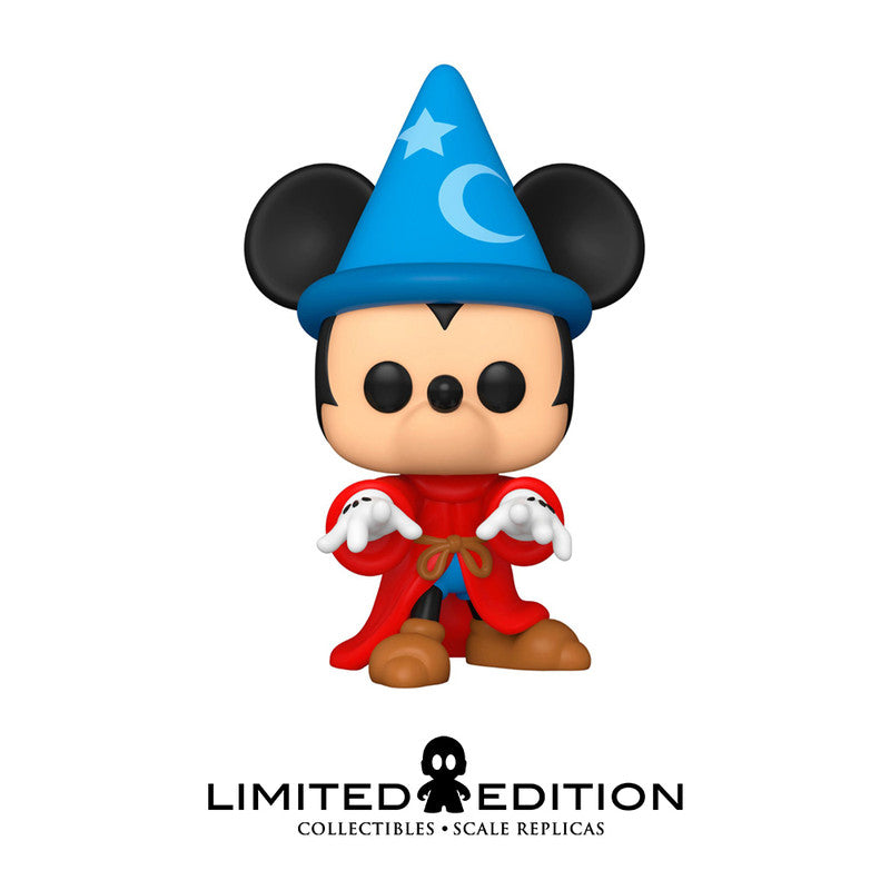 Funko Pop Sorcerer Mickey 990