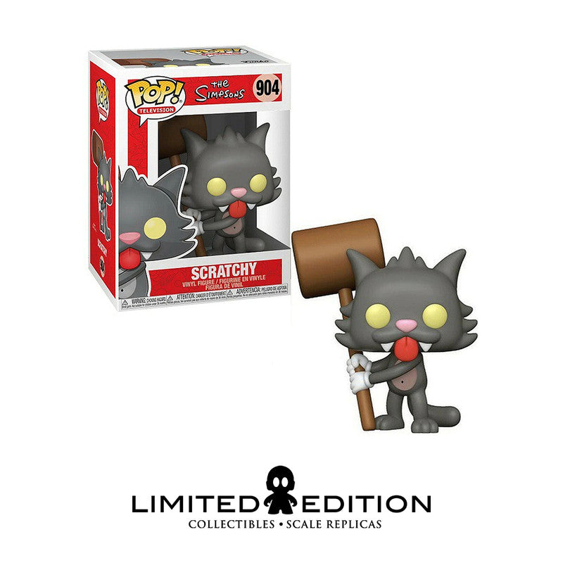 Funko Pop Scratchy 904 The Simpsons