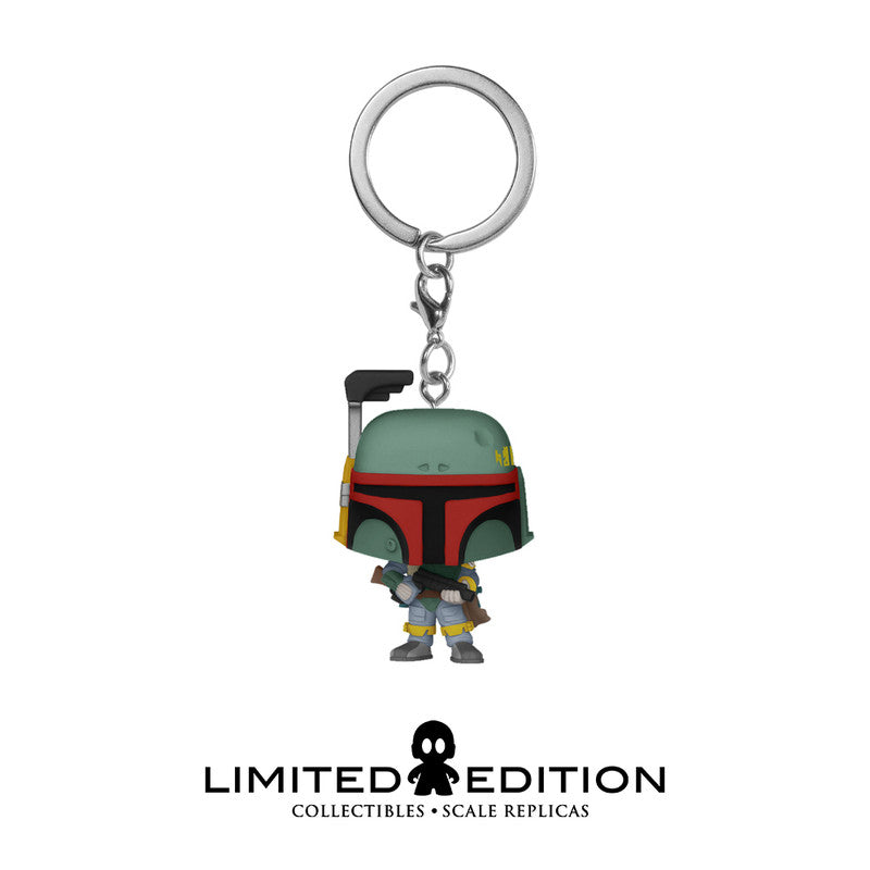 Funko Pop Keychain Boba Fett Star Wars