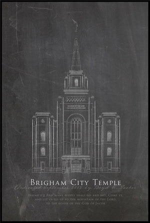 Brigham City Elevation