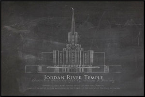 Jordan River Elevation