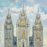 Salt Lake Temple Gold