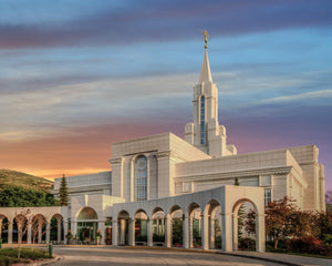 Bountiful Utah Temple A House of Truth