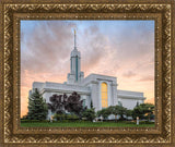 Mt. Timpanogos Utah Temple House of Light