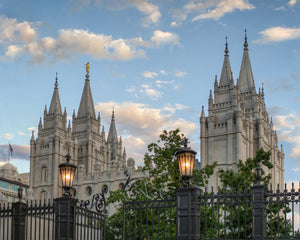 Salt Lake City Temple Welcome to the Temple