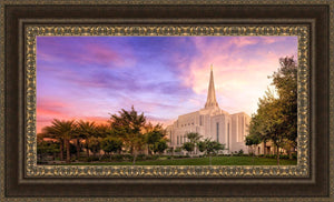 Gilbert Sunset Panorama