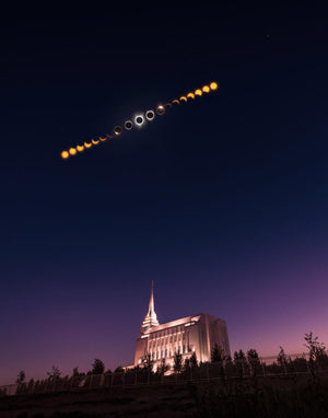 Rexburg Eclipse Phases