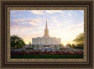 Jordan River Temple Glory