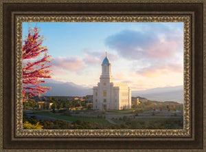 Cedar City Temple Time For Eternal Things