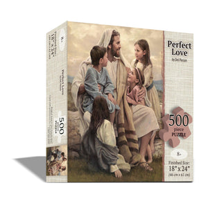 Perfect Love Puzzle