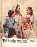 Tell Me the Stories of Jesus Book
