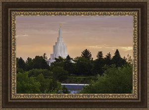 Idaho Falls Temple 08