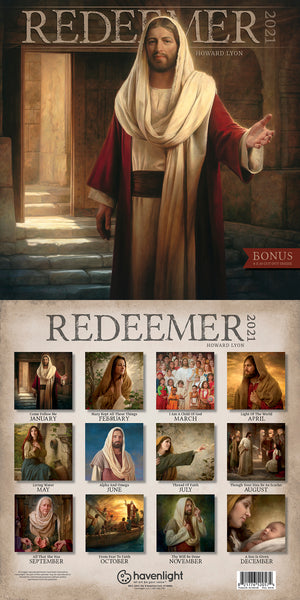2021 Redeemer Howard Lyon Calendar