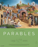 Parables 24 w x 30 h poster