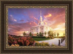 Payson Temple, He Remembers the One